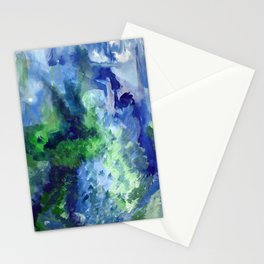 Blue-Green / Azul-Verde Stationery Cards