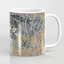 Lifes Clouds Coffee Mug