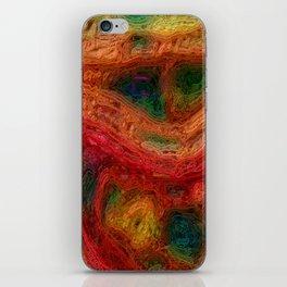 Crinkle II iPhone Skin