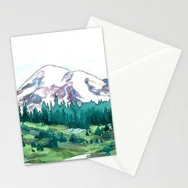 Mountain Paradise Stationery Cards