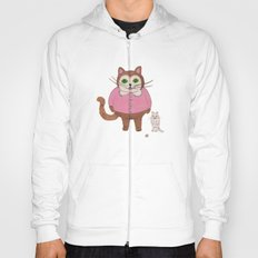 Two Kitties Hoody