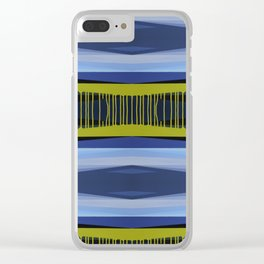 Highwayscape2 Clear iPhone Case