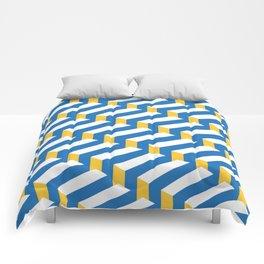 Shadow Blocks 2 Comforters