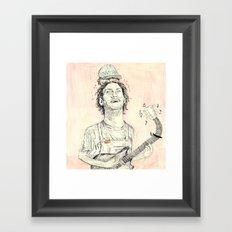 macdemarco Framed Art Print