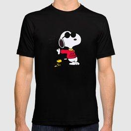 Joe Cool Snoopy T-shirt