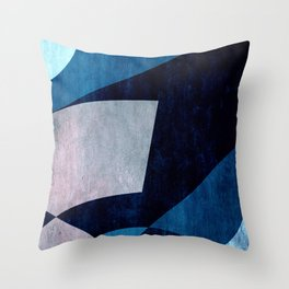 silent calls Throw Pillow