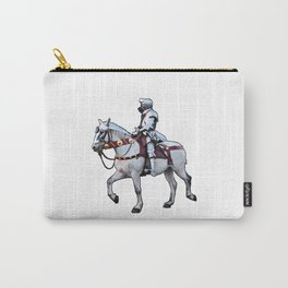 Knight on Horseback  Carry-All Pouch