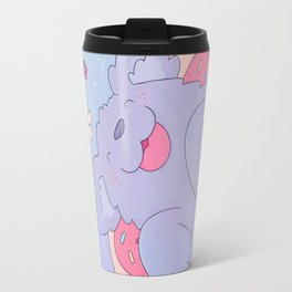 Donut Travel Mug