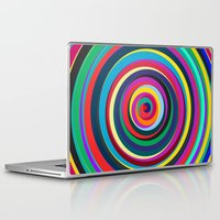 circus Laptop & iPad Skins featuring CIRCUS by THE USUAL DESIGNERS