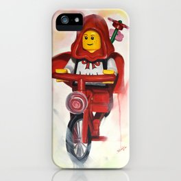 Off To Grandma's iPhone Case