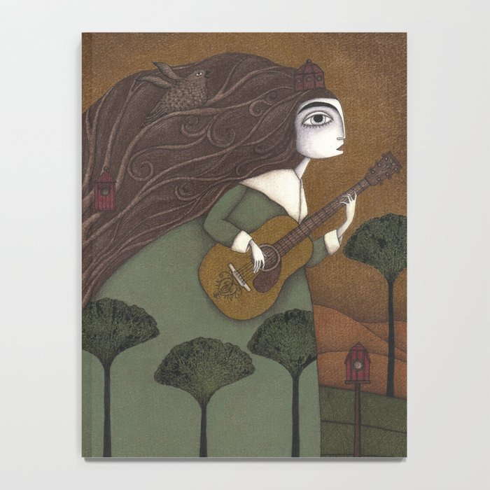 The Guitar Player Notebook