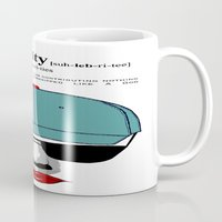 celebrity Mugs featuring Celebrity by jt7art&design