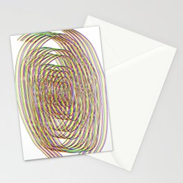 von der bunten Rolle   (A7 B0027) Stationery Cards