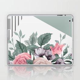 FLOWERS IX Laptop & iPad Skin