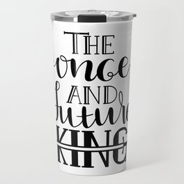 Merlin - The Once and Future King Travel Mug