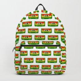REGGAE MIX TAPE Backpack