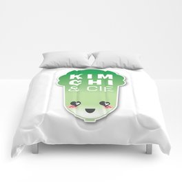 Kimchi & Cie - Official logo Comforters