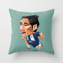 EVAN DIMAS Throw Pillow