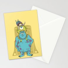 Monster Inc. Stationery Cards