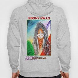 EBONY SWAN Hoody
