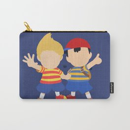 Ness&Lucas(Smash)Blue Carry-All Pouch