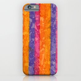 Sour Belts - Candy Crush Collection iPhone Case