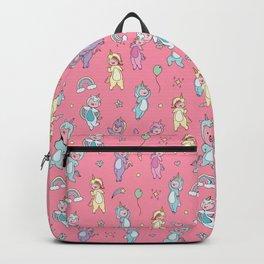 Piggy unicorns Backpack