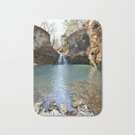 Alone in Secret Hollow with the Caves, Cascades, and Critters, No. 2 of 21 Bath Mat