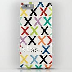 kiss. Slim Case iPhone 6 Plus