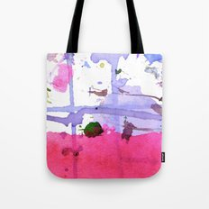pink fawn Tote Bag