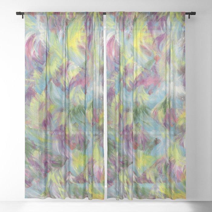 Windy Sheer Curtain