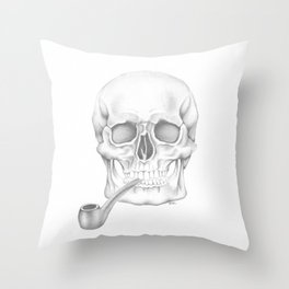 The Killing Thing Throw Pillow