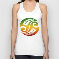 reggae Tank Tops featuring Reggae Poloneisan by Lonica Photography & Poly Designs