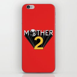 Mother 2 / Earthbound Promo iPhone Skin