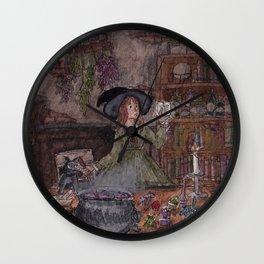Potions Wall Clock