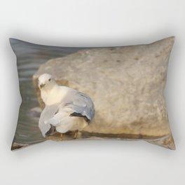 Gull Rectangular Pillow