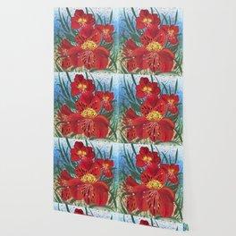 Alstroemeria Flower Wallpaper