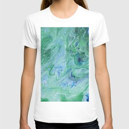 Cool Colors Expressions T-shirt