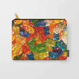 Gummy Bears by Squibble Design Carry-All Pouch