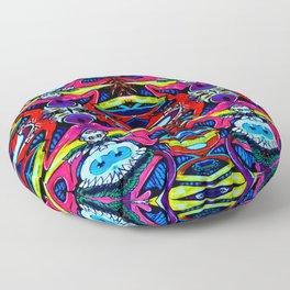 4 Square-302 Floor Pillow