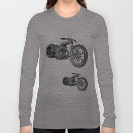 Juan's Chopper Long Sleeve T-shirt