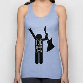 TRB in the DMV Male Unisex Tank Top