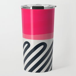Candy Floss Bubble Gum Travel Mug