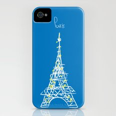 belle à Paris Slim Case iPhone (4, 4s)