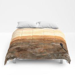 Not Here Comforters
