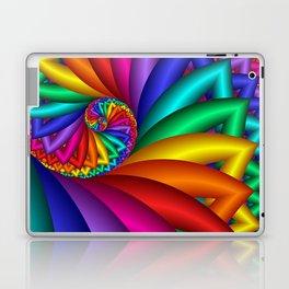 towel full of colors -2- Laptop & iPad Skin
