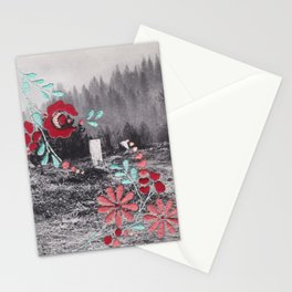 In Peace #3 Stationery Cards