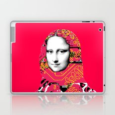 Mona Lisa Platina 5 Laptop & iPad Skin