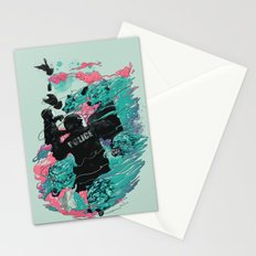 Wolf gang Stationery Cards