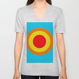 Sun 1 Unisex V-Neck